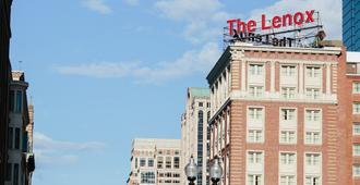 The Lenox Hotel Boston - Бостон - Здание