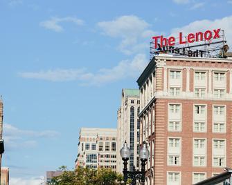 The Lenox Hotel Boston - Boston - Building
