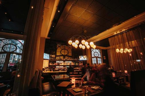 The Lenox - Boston - Bar