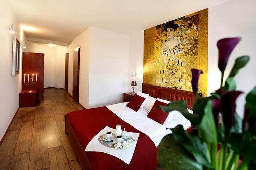 Hotel B.A.S Villa Residence - Krakau - Schlafzimmer
