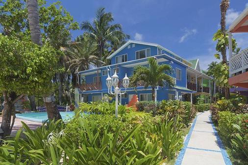 Hotel Cocoplum Beach - San Andrés - Building