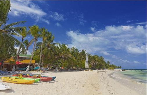 Hotel Cocoplum Beach - San Andrés - Beach