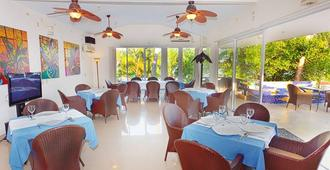 Hotel Cocoplum Beach - סן אנדרס - מסעדה