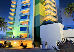 卡塔赫納大恩酒店 - 喀他基那 - 卡塔赫納 - 建築