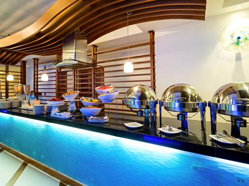 卡塔赫納大恩酒店 - 喀他基那 - 卡塔赫納 - 自助餐