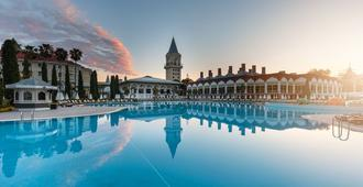 Swandor Hotels & Resorts Topkapi Palace - אנטליה - בריכה