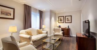 Hotel Praga - מדריד - סלון