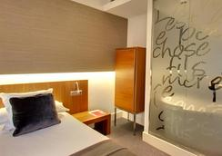 卡爾頓酒店 - 畢爾巴鄂 - 畢爾巴鄂 - 臥室
