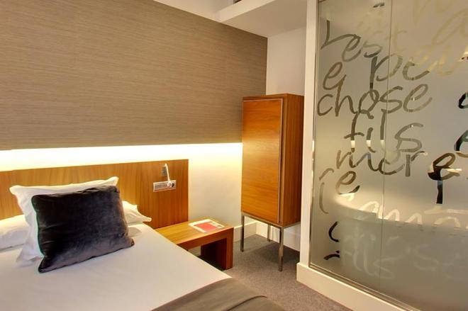 Hotel Carlton - Bilbao - Makuuhuone