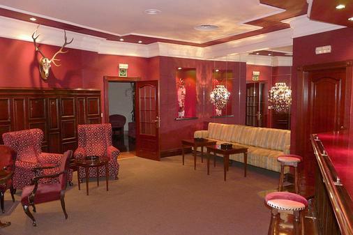 Hotel Carlton - Bilbao - Bar