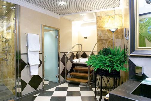 卡爾頓酒店 - 畢爾巴鄂 - 畢爾巴鄂 - 浴室
