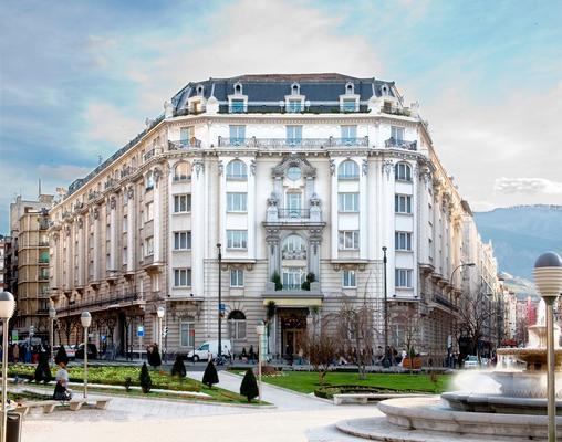 Hotel Carlton - Bilbao - Rakennus