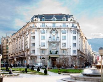 Hotel Carlton - Бильбао - Здание