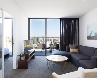 Silkari Suites Chatswood - Chatswood - Obývací pokoj