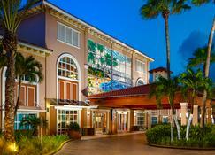 La Cabana Beach Resort & Casino - Oranjestad - Edificio