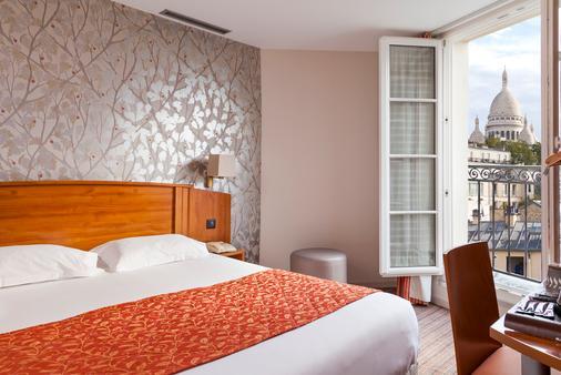 Timhotel Montmartre - Παρίσι - Κρεβατοκάμαρα