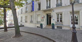Timhotel Montmartre - Παρίσι - Κτίριο