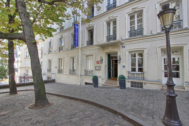 Timhotel Montmartre - Paris - Toà nhà