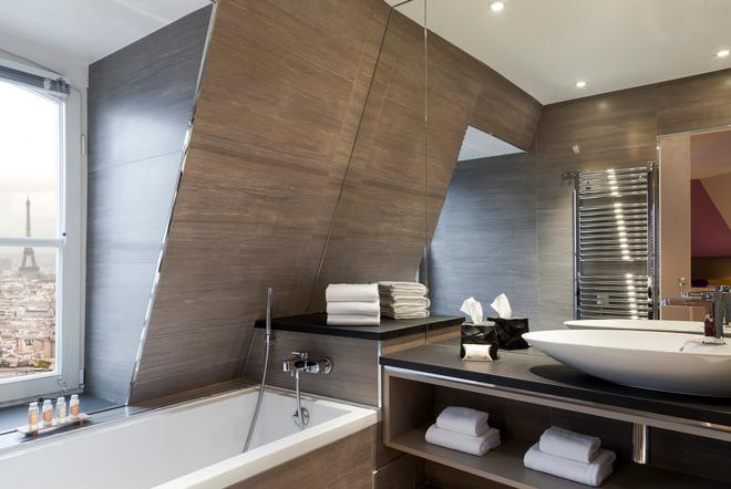 Timhotel Montmartre - Paris - Phòng tắm