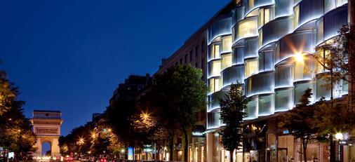 巴黎復興凱旋門酒店 - 巴黎 - 巴黎 - 建築