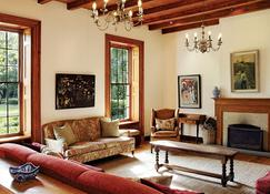 The Spier Hotel - Stellenbosch - Living room