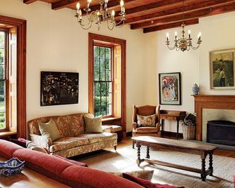 The Spier Hotel - Stellenbosch - Wohnzimmer
