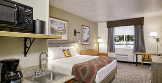 Yellowstone Park Hotel - West Yellowstone - Bedroom
