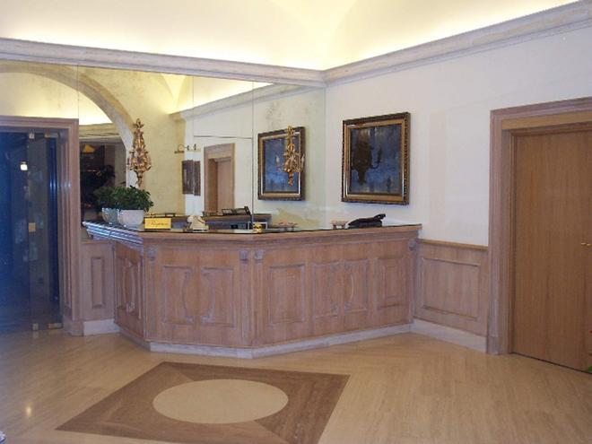 Hotel Flavia - Rooma - Vastaanotto
