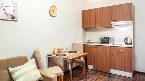 Prima Apart Hotel - Saint Petersburg - Kitchen