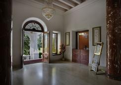 Jayamahal Palace Hotel - Thành phố Bangalore - Lễ tân