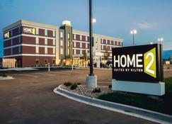 Home2 Suites by Hilton Fort St. John - Fort St. John - Building