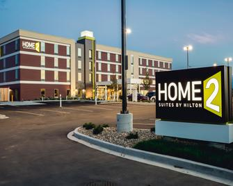 Home2 Suites by Hilton Fort St. John - Fort Saint John - Gebouw