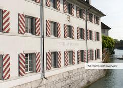 Hotel An Der Aare Swiss Quality - Solothurn - Building