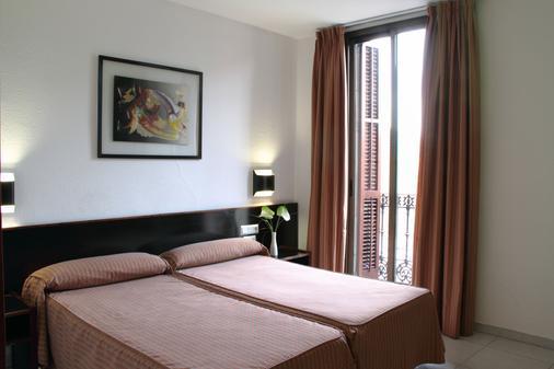 Hotel Monegal - Barcelona - Bedroom