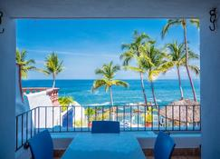 Hotel Playa Conchas Chinas - Puerto Vallarta - Sala de jantar