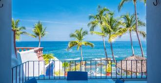 Hotel Playa Conchas Chinas - Puerto Vallarta - Ruokailuhuone