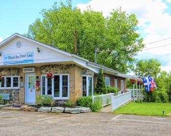 Motel Des Deux Lacs Inc - Shefford - Gebäude