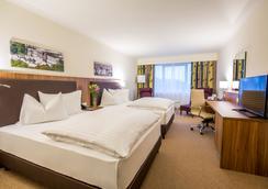 Hilton Garden Inn Vienna South - Vienna - Phòng ngủ