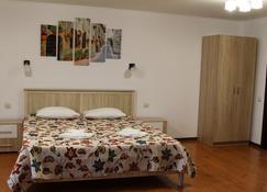 Aksis House - Архипо-Осиповка - Спальня