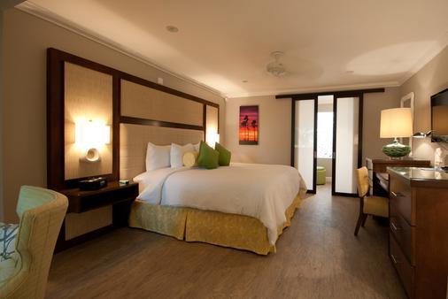 Almond Tree Inn - Key West - Makuuhuone