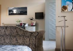 Hotel Garibaldi - Palermo - Makuuhuone