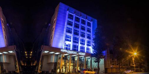 Hotel Centre Point - Nagpur - Building