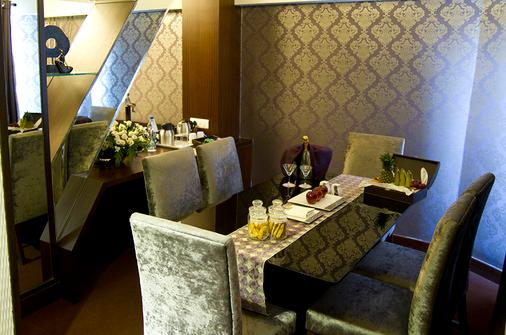Hotel Centre Point - Nagpur - Dining room