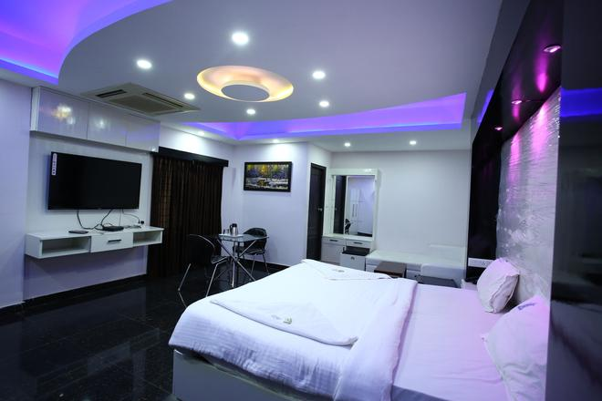 Hotel Rr International - Bangalore - Makuuhuone