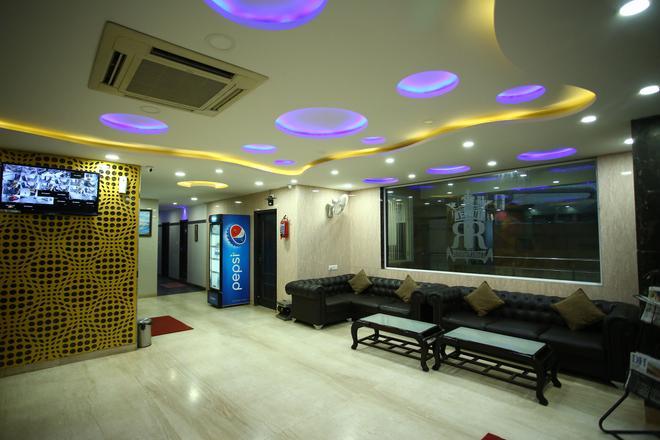 Hotel Rr International - Bangalore - Aula