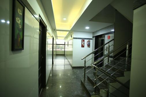 Hotel Rr International - Bangalore - Floorplan