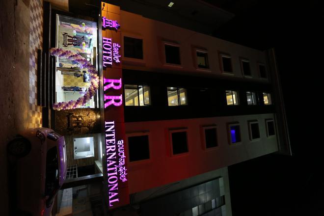 Hotel Rr International - Bangalore - Rakennus
