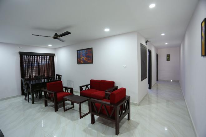 Hotel Rr International - Bangalore - Olohuone