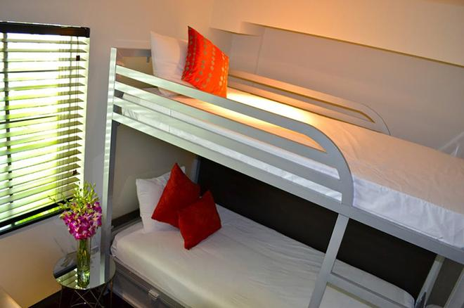 Posh South Beach Hostel, a South Beach Group Hotel - Miami Beach - Makuuhuone
