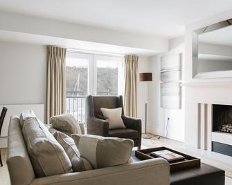 The Dart Marina Hotel And Spa - Dartmouth - Living room